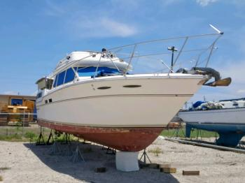 Salvage Sea Ray Boat